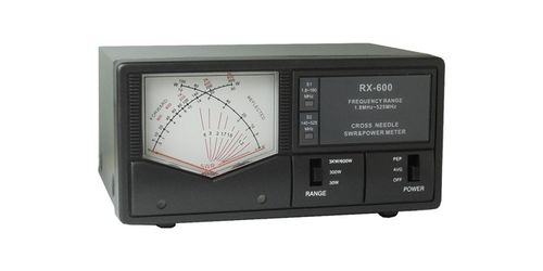 RX-600 SWR & PWR Meter